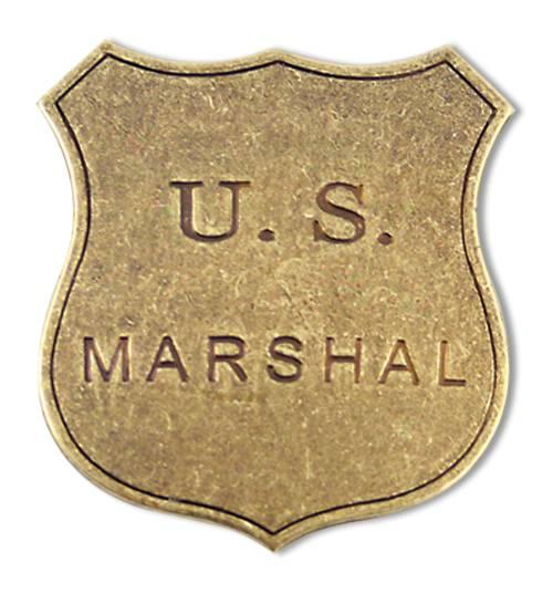 Бэйдж маршала, США Denix DE-103