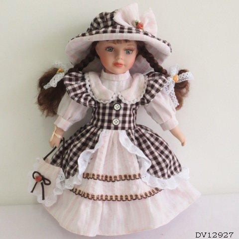 """Кукла фарфоровая подарочная """"Адель"""" DV-12927"""