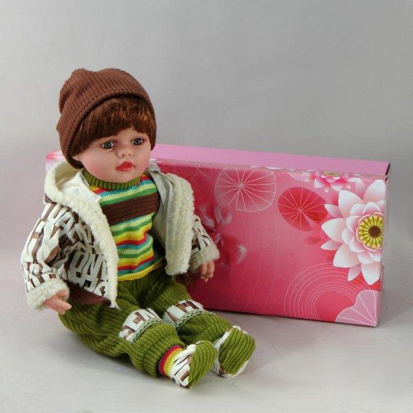 "Кукла декоративная виниловая ""Малыш"" Prodoll PD-VD-22434"