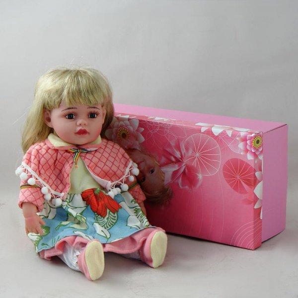 "Кукла декоративная виниловая ""Камелия"" Prodoll PD-VD-23029"