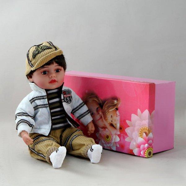 "Кукла декоративная виниловая ""Блэйк"" Prodoll PD-VD-24437"
