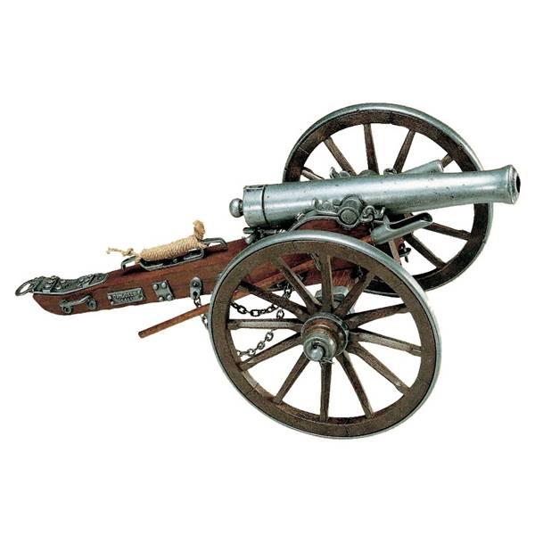Пушка декоративная, США, 1861 г. Denix DE-402