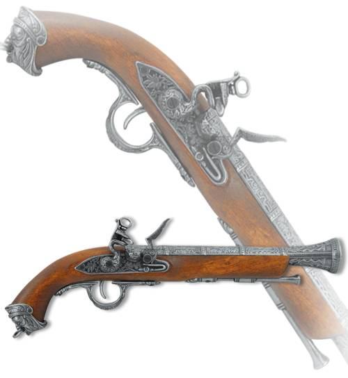"""Пистоль итальянский """"Правый"""" Denix DE-1031-G"""