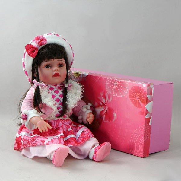 "Кукла декоративная ""Подружка"" Prodoll PD-VD-22417"