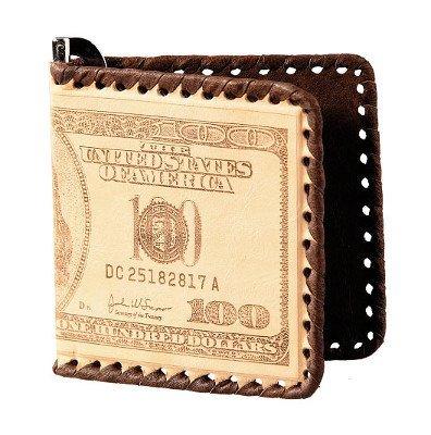 Зажим для денег «Франклин» Макей 057-10-01М
