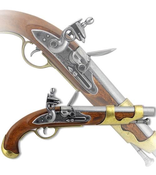 Пистоль французской кавалерии, 1800 г. Denix DE-1011