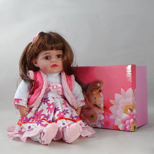 "Кукла декоративная виниловая, ""Кэрри"" Prodoll PD-VD-23019"