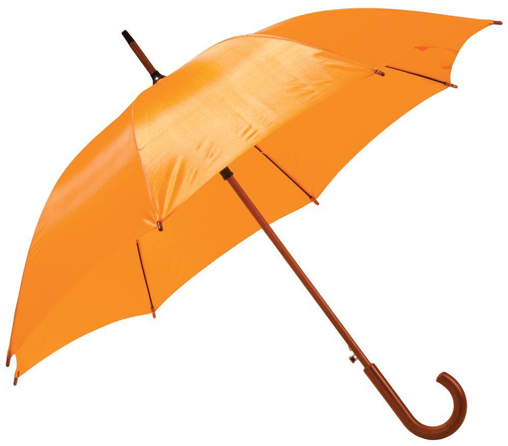 Зонт-трость Unit Standard, оранжевый 393.20