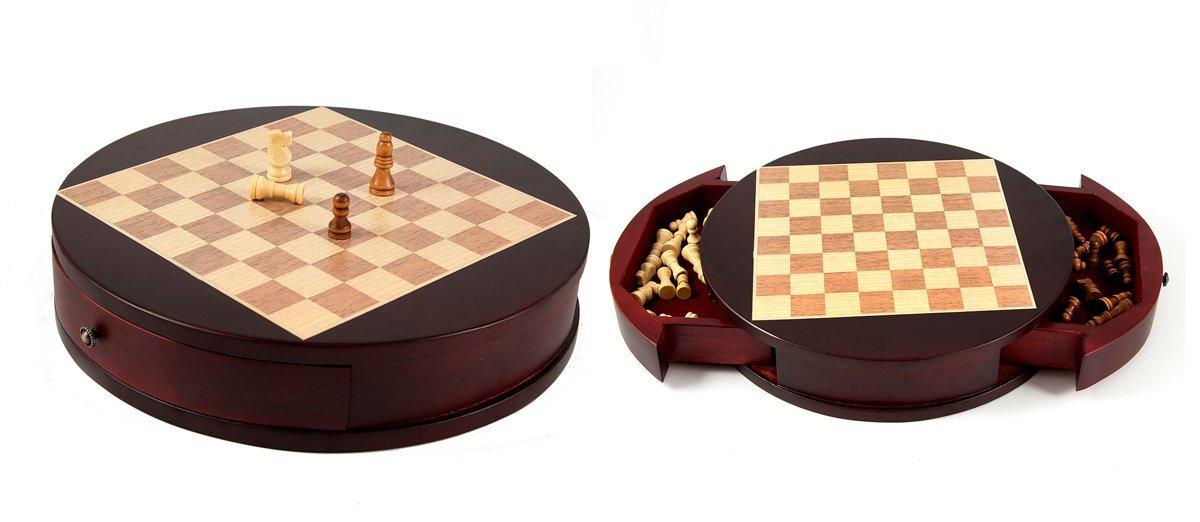 Шахматы 31*31*7 (уп.1/6шт.) 37302